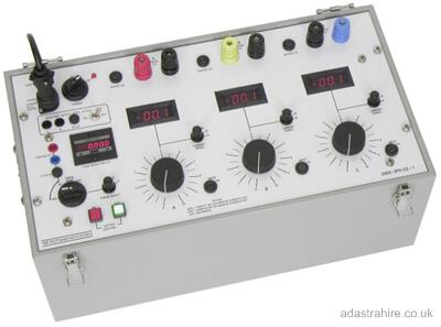 T and R Test Equipment 200A