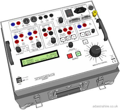 T and R Test Equipment 200ADMP